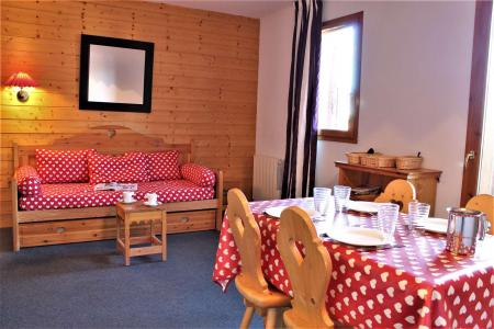 Location appartement au ski La Résidence les Balcons de Sirius