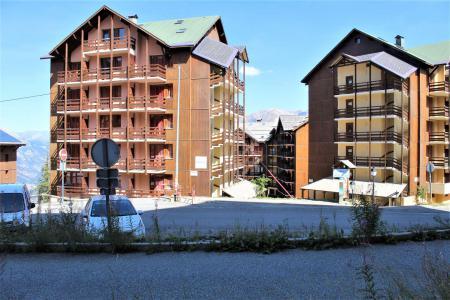 Аренда на лыжном курорте Квартира студия со спальней для 3 чел. (11) - La Résidence les Balcons de Sirius - Risoul