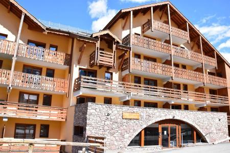 Аренда на лыжном курорте Апартаменты 3 комнат 6 чел. (301) - Résidence Antarès - Risoul