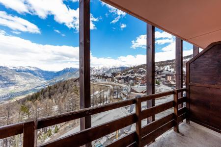 Location au ski Residence Cassiopee - Risoul - Balcon
