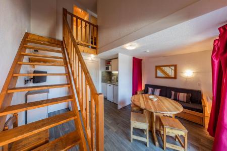 Location au ski Residence Castor Et Pollux - Risoul - Coin repas