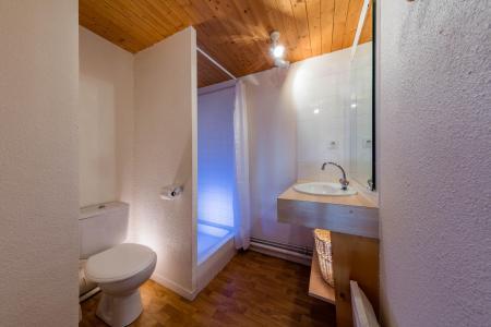 Location au ski Résidence Castor et Pollux - Risoul - Salle de bains