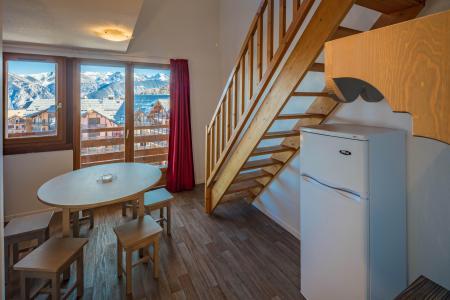 Location au ski Résidence Castor et Pollux - Risoul - Séjour