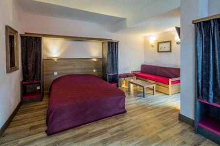 Location au ski Residence Deneb - Risoul - Chambre