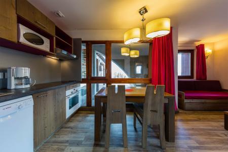 Rent in ski resort Résidence Deneb - Risoul - Dining area