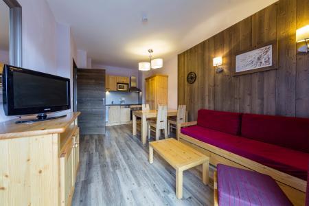 Rent in ski resort Résidence Deneb - Risoul - Living room