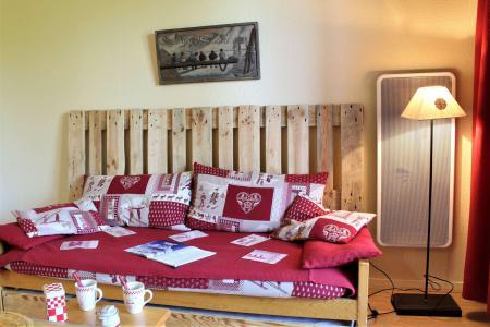 Rent in ski resort Studio sleeping corner 4 people (312) - Résidence le Belvédère - Risoul