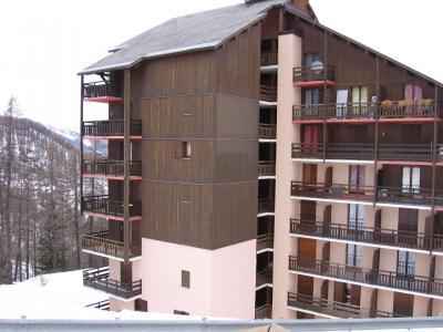 Аренда на лыжном курорте Квартира студия со спальней для 4 чел. (312) - Résidence le Belvédère - Risoul