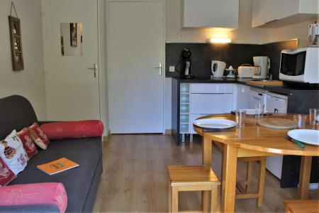 Rent in ski resort Studio sleeping corner 4 people (102) - Résidence le Belvédère - Risoul - Bench seat