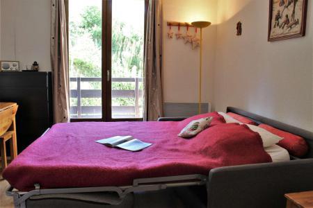 Rent in ski resort Studio sleeping corner 4 people (102) - Résidence le Belvédère - Risoul - Kitchenette