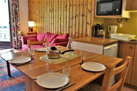 Rent in ski resort 2 room apartment 6 people (906) - Résidence le Cimbro II - Risoul