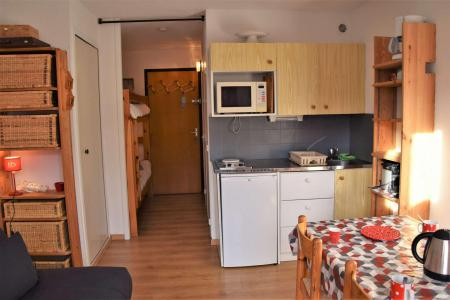 Аренда на лыжном курорте Квартира студия со спальней для 4 чел. (511B) - Résidence le Cristal B - Risoul