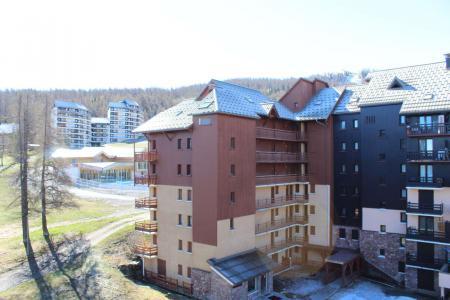 Аренда на лыжном курорте Апартаменты 2 комнат 6 чел. (613B) - Résidence le Cristal B - Risoul