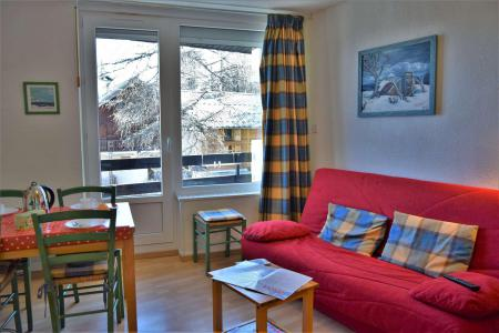 Rent in ski resort Studio sleeping corner 4 people (71C) - Résidence le Diamant - Risoul