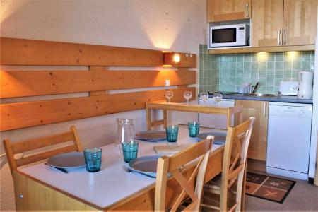 Rent in ski resort Studio cabin 4 people (214) - Résidence le Laus - Risoul