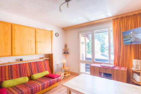 Rent in ski resort Studio sleeping corner 4 people (317) - Résidence le Laus - Risoul - Apartment