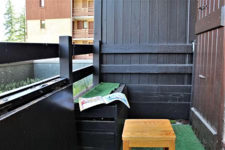 Аренда на лыжном курорте Квартира студия кабина для 4 чел. (17) - Résidence les Chabrières I - Risoul