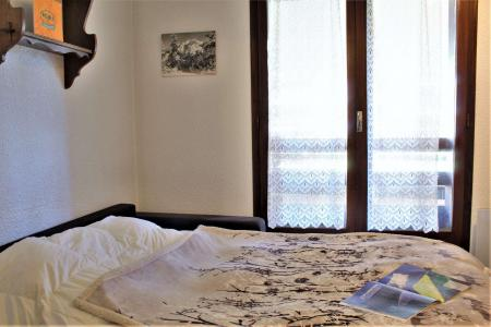 Rent in ski resort Studio sleeping corner 4 people (08I) - Résidence les Chabrières I - Risoul - Sleeping area