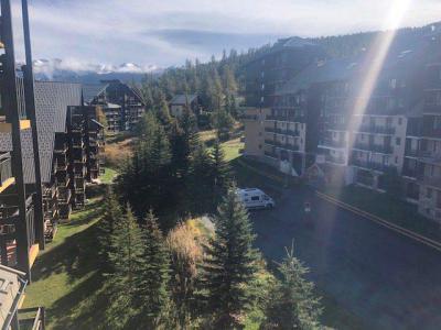 Rent in ski resort Studio mezzanine 4 people (221B) - Résidence les Clarines B1 - Risoul