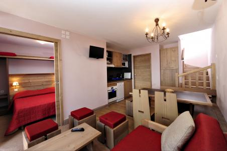Location au ski Residence Mmv Antares - Risoul - Séjour