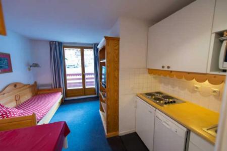 Location au ski Studio coin montagne 6 personnes (43) - Residence Pegase