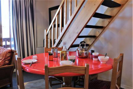 Rent in ski resort 3 room duplex apartment 6 people (73) - Résidence Pégase - Risoul