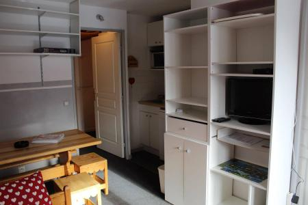Rent in ski resort 2 room apartment sleeping corner 6 people (48) - Résidence Pégase - Risoul