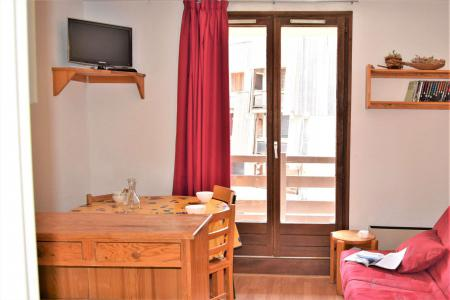 Rent in ski resort Studio sleeping corner 4 people (288) - Résidence Soldanelles - Risoul
