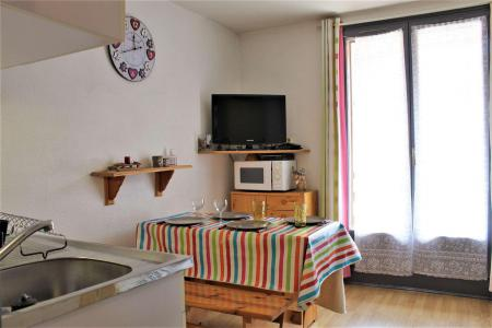 Rent in ski resort Studio sleeping corner 4 people (895) - Résidence Soldanelles - Risoul