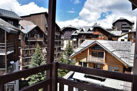 Аренда на лыжном курорте Апартаменты 2 комнат 4 чел. (996) - Résidence Soldanelles - Risoul