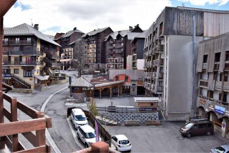 Аренда на лыжном курорте Квартира студия со спальней для 4 чел. (288) - Résidence Soldanelles - Risoul