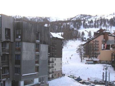 Аренда на лыжном курорте Квартира студия со спальней для 4 чел. (895) - Résidence Soldanelles - Risoul