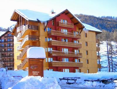Location Risoul : Residence Vega hiver