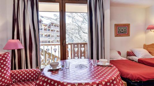 Location au ski Résidence Véga - Risoul - Séjour