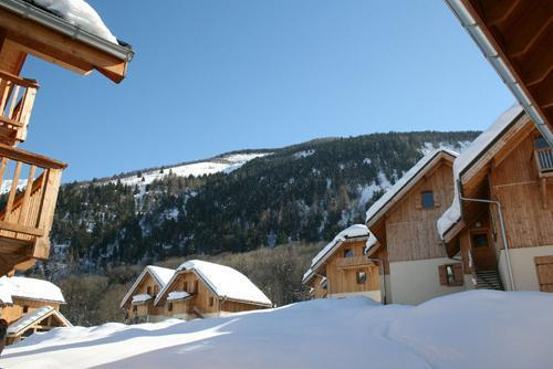 Ski hors saison Residence Les Chalets De Belledonne