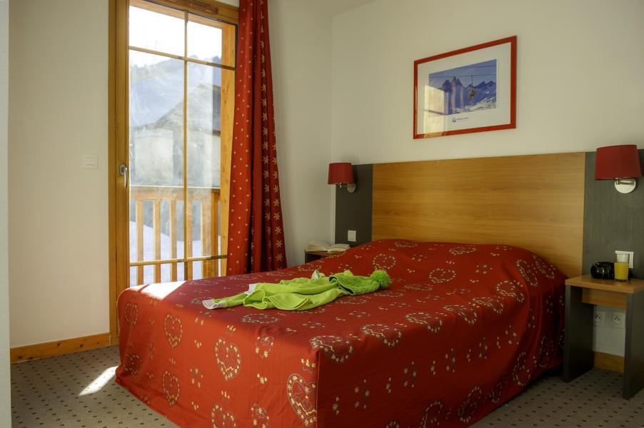 Location au ski Résidence les Chalets de Belledonne - Saint Colomban des Villards - Chambre
