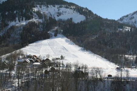Location au ski Residence Les Chalets De Belledonne - Saint Colomban des Villards - Extérieur hiver