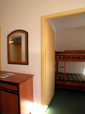 Location au ski Appartement 3 pièces 6 personnes - Residence Belle Vue - Saint-François Longchamp - Intérieur