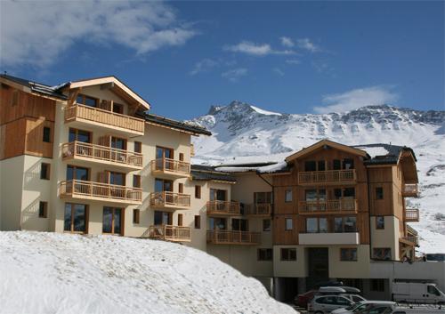 plan appartement residence les 4 vallees saint francois longchamp