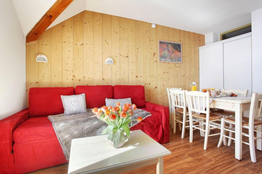 Аренда на лыжном курорте Le Hameau de Saint François - Saint-François Longchamp - Диван-кровать