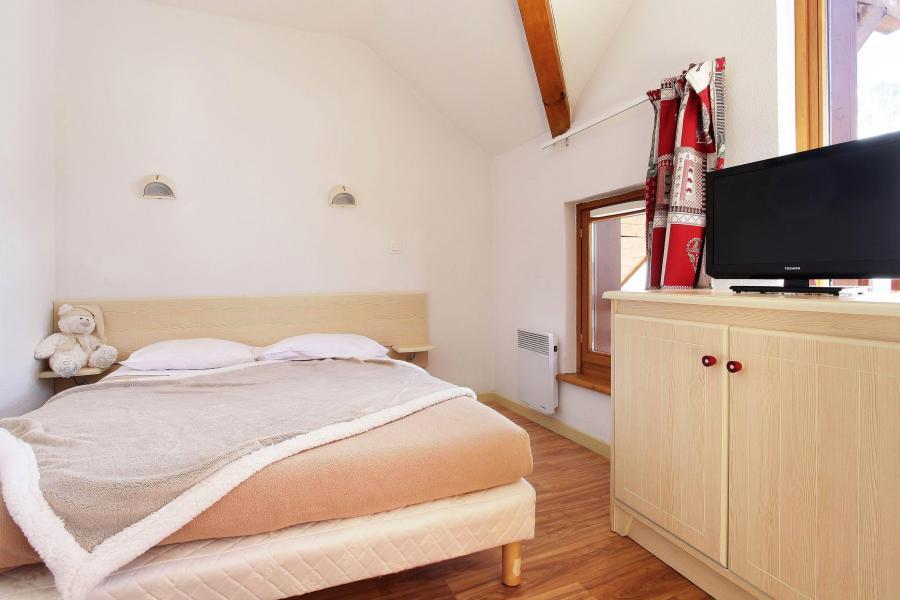 Аренда на лыжном курорте Le Hameau de Saint François - Saint-François Longchamp - Двухспальная кровать