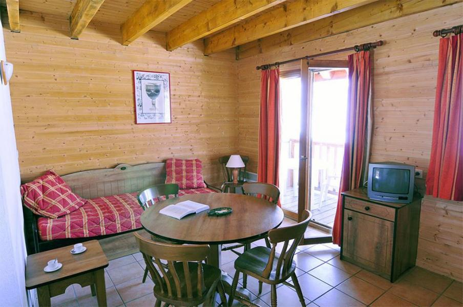 Location au ski Le Village Gaulois - Saint-François Longchamp - Séjour