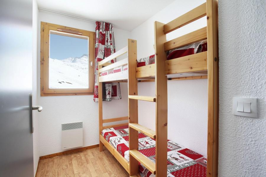 Аренда на лыжном курорте Les Balcons du Soleil - Saint-François Longchamp - Двухъярусные кровати