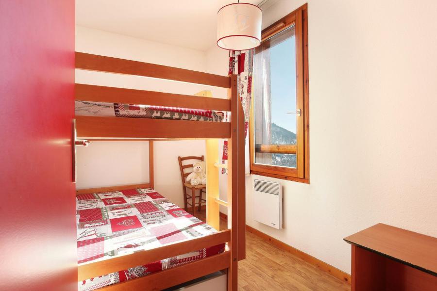 Аренда на лыжном курорте Résidence Belle Vue - Saint-François Longchamp - Двухъярусные кровати
