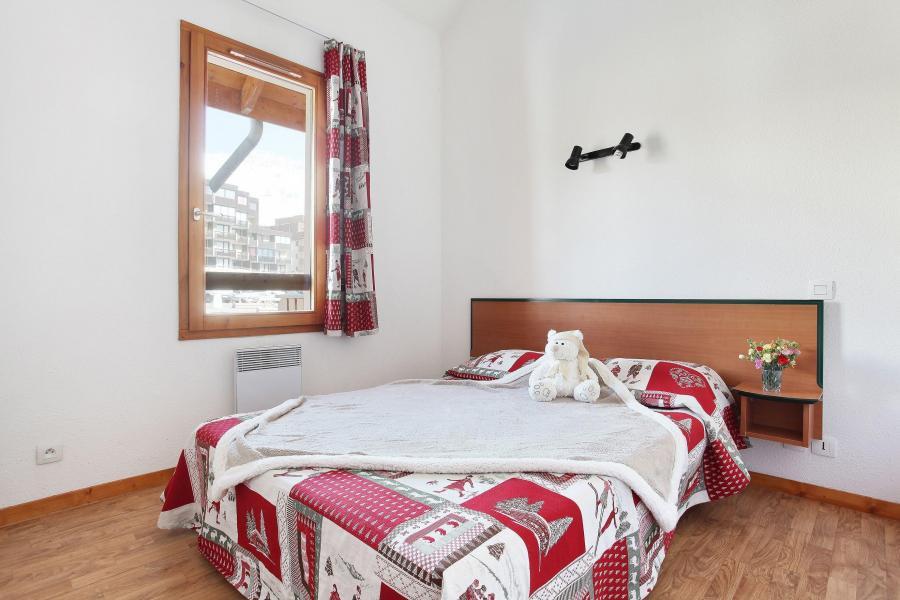 Аренда на лыжном курорте Résidence Belle Vue - Saint-François Longchamp - Двухспальная кровать