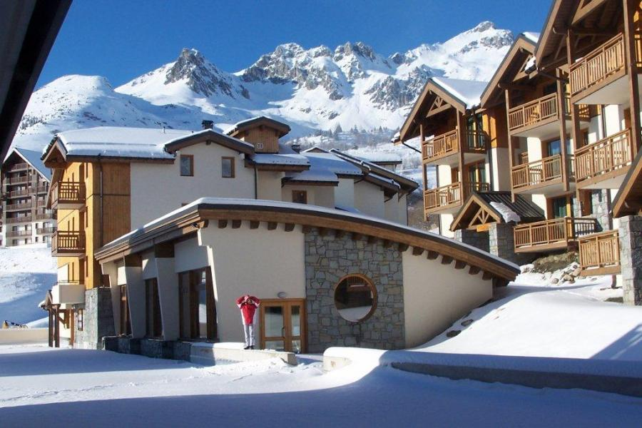 Residence les 4 vallees partir de 266 location - Saint francois longchamp office de tourisme ...
