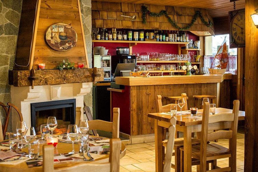 Alquiler al esquí Résidence les 4 Vallées - Saint-François Longchamp - Interior