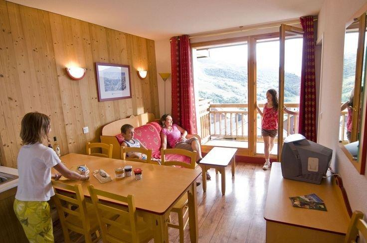Alquiler al esquí Résidence les 4 Vallées - Saint-François Longchamp - Estancia