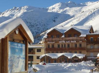 Hotel au ski Hotel Le Lac Bleu