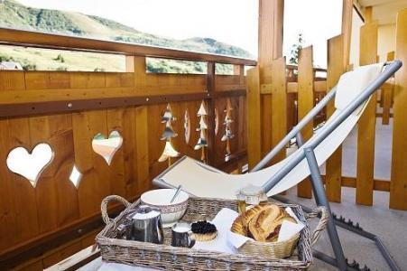 Location au ski Chambre double (Cocoon) - Hotel Le Lac Bleu